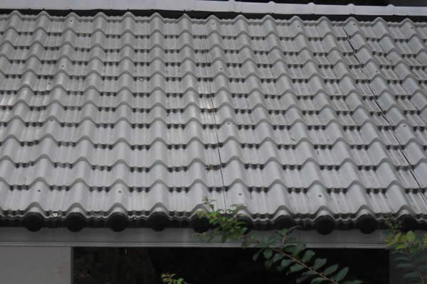 Archaized Roof Panel