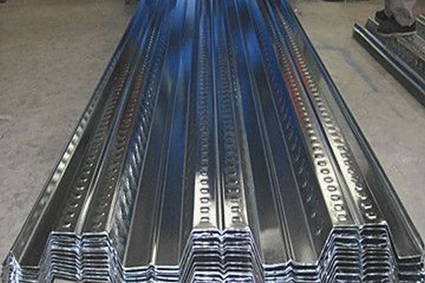 Galvanized Steel Decking