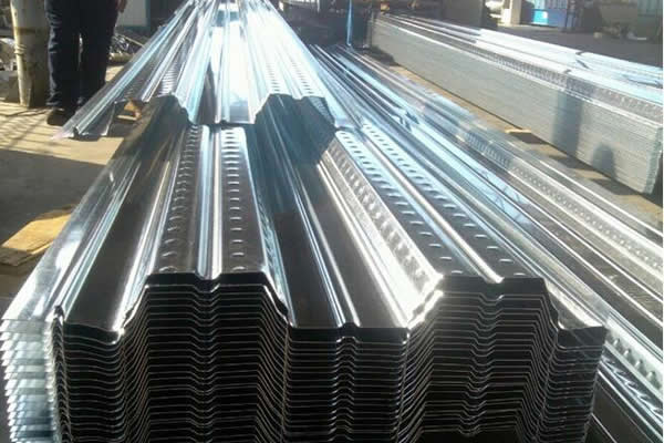 Galvanized Floor Decking Sheet