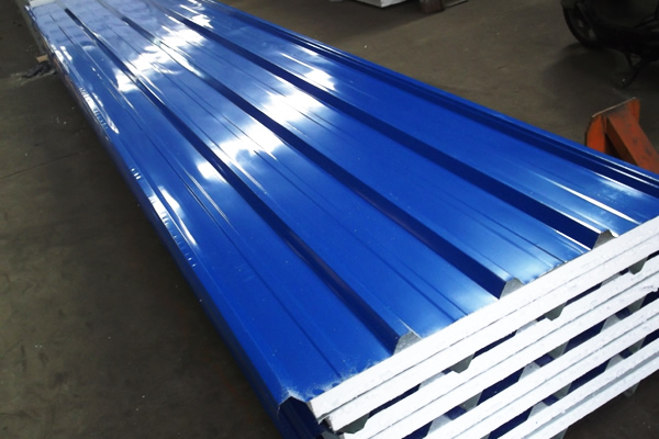 Eps Steel Sandwich Panel