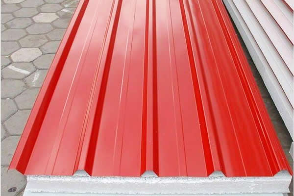 Sandwich Roofing Sheets