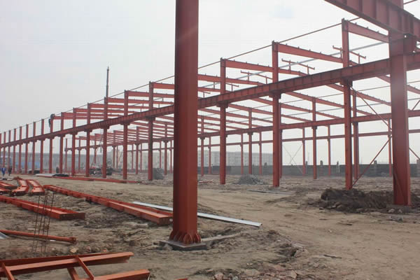 Construction Steel Structure