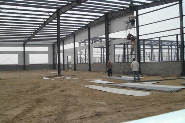 Metal Prefabricated Sheds