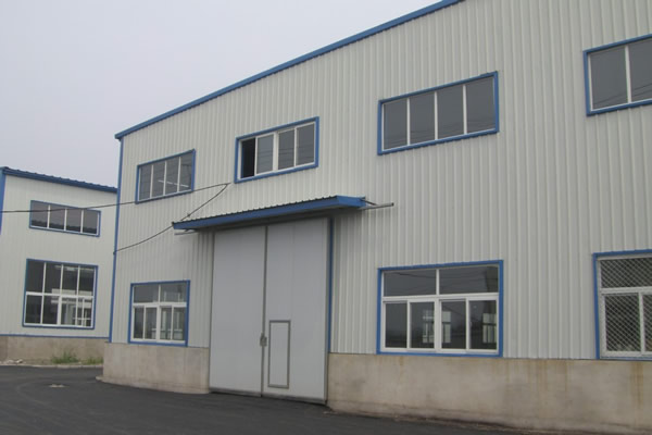 Steel Structure Factory Buildings