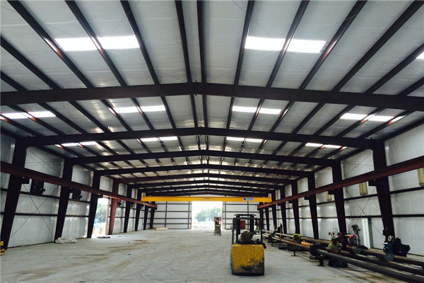 steel structural Warehouse building