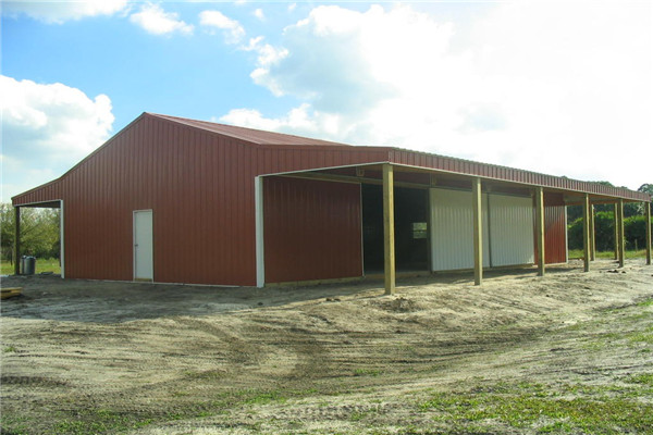 warehouse storage shed