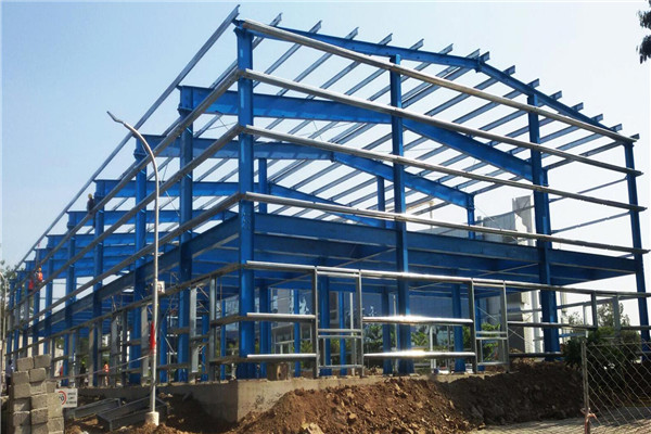 workshop steel structure