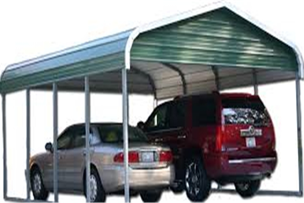 double car carport