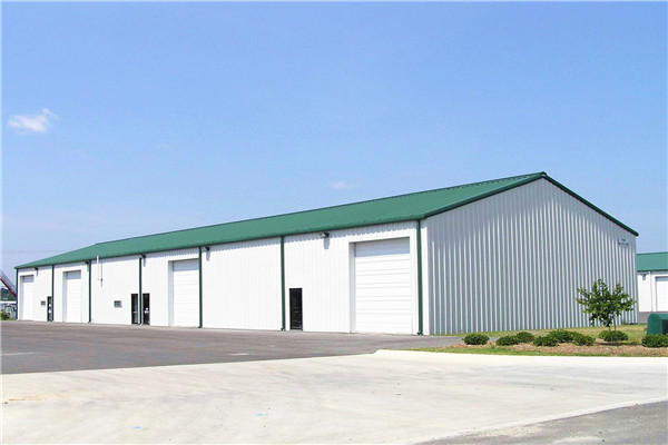 prefabricated supermarket shed