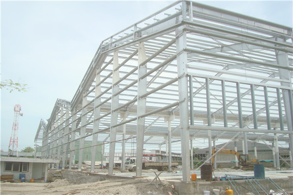 Custom Design Steel Structure Building