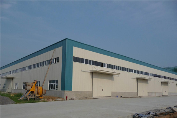 China Supplier Steel Structure Fabrication