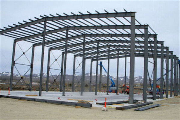 Pre-enginered Steel Structure Building for Africa