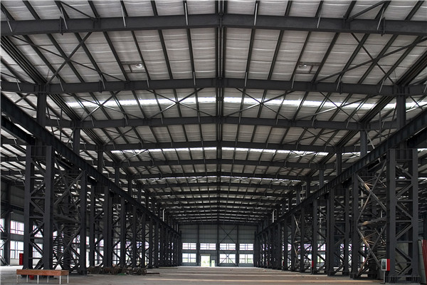 Prefabricated Warehouse Hangar Workshop Building