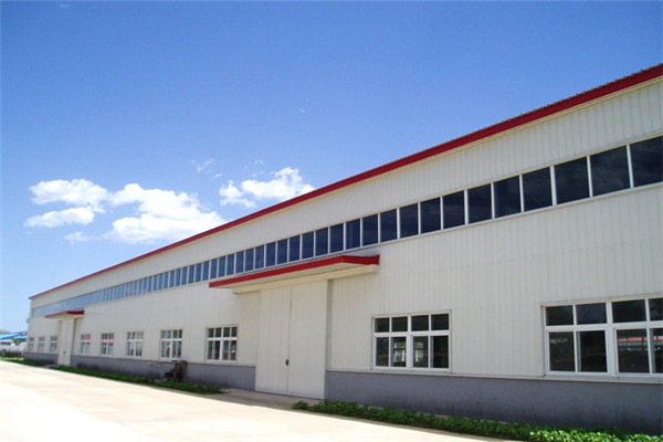 Prefab Light Steel Structures Factory