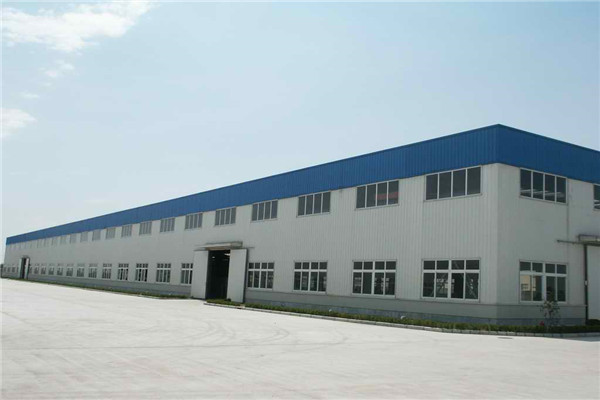 Steel Structure Workshop for Ceramic Tile Plant