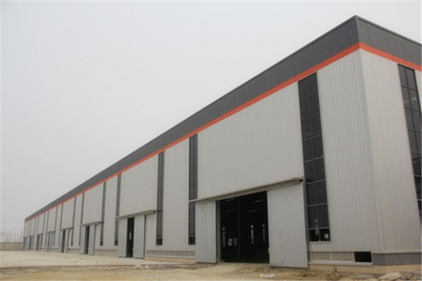 Prefabricated Steel Building Garment Factory