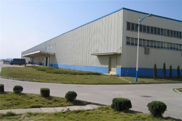Flexible Steel Structure Logistics Warehouse