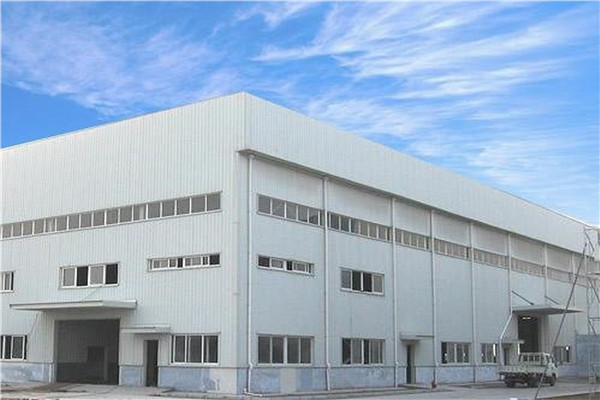 prefabricated steel structure warehouse for sale
