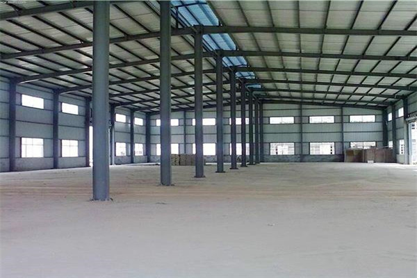 Pre-Engineered Structural Steel Warehouse Buildings