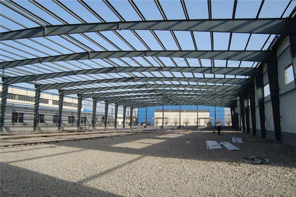 light weight steel structure warehouse