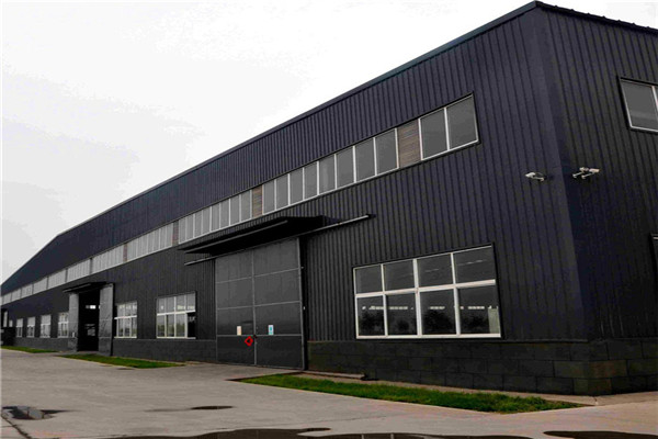 agriculture storage warehouse prefabricated steel structure warehouse