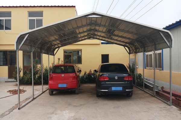 metal car shelters for car parking shades